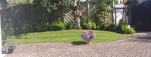 Garden front maintenance